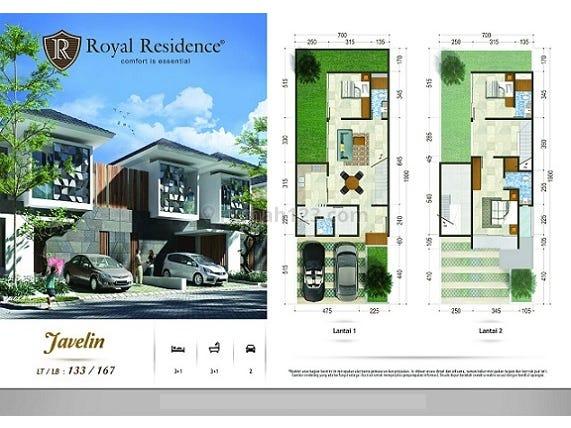 Royal residence canal park javelin surabaya jawa timur