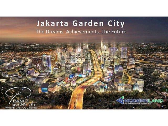 Jakarta Garden Citykode Pos 13910 Jakarta Timur Dki Jakarta Realestate Com Au