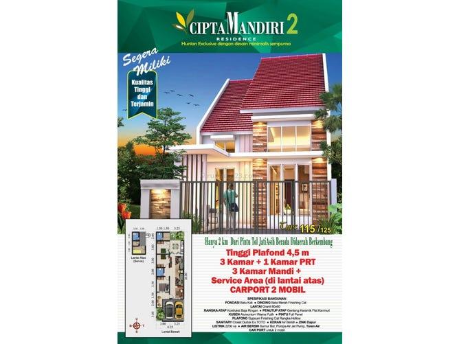 RUMAH DI KAV AURI JATISARI, Bekasi, Jawa Barat - iproperty.com.sg