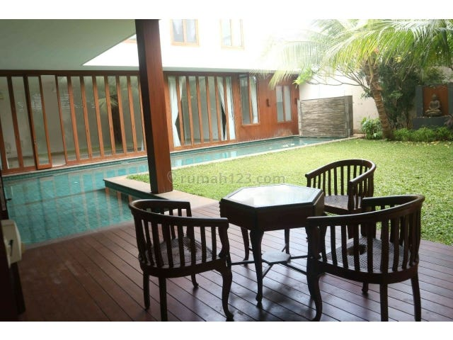 Bali Village Jakarta Selatan Dki Jakarta House For Rent Iproperty Com Sg