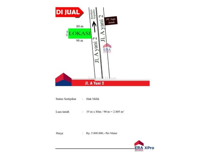 Jln Jendral Ahmad Yani 2 Kab Kuburaya Pontianak Kalimantan Barat Land Development For Sale Realtor Com