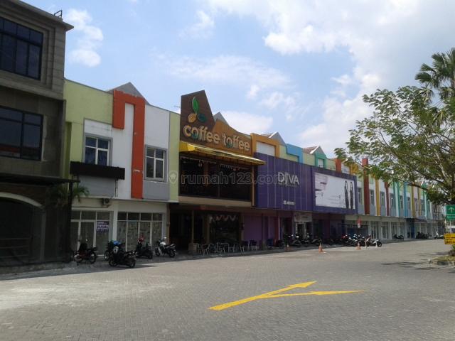 Jl S Parman Jl Diponegoro Jl Sarimulya Mejayan Carefour